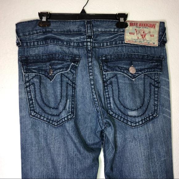 True Religion Other - Sz 40 True Religion Joey Super T jeans